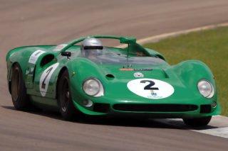 David Piper Ferrari 250 LM