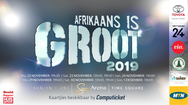 Afrikaans is Groot 2019