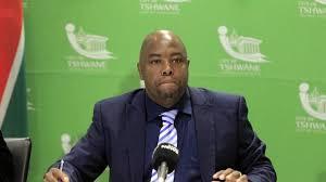 Tshwane Mayor