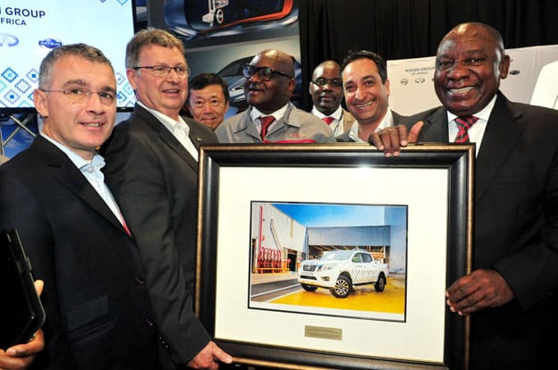 Nissan has announced a R3 billion investment in its facility in Rosslyn, Pretoria to prepare the plant for production of the next generation Nissan Navara pickup.