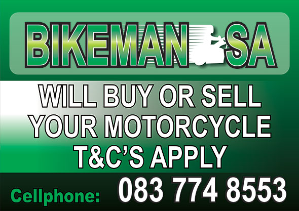 Will buy or sell your motorcycle