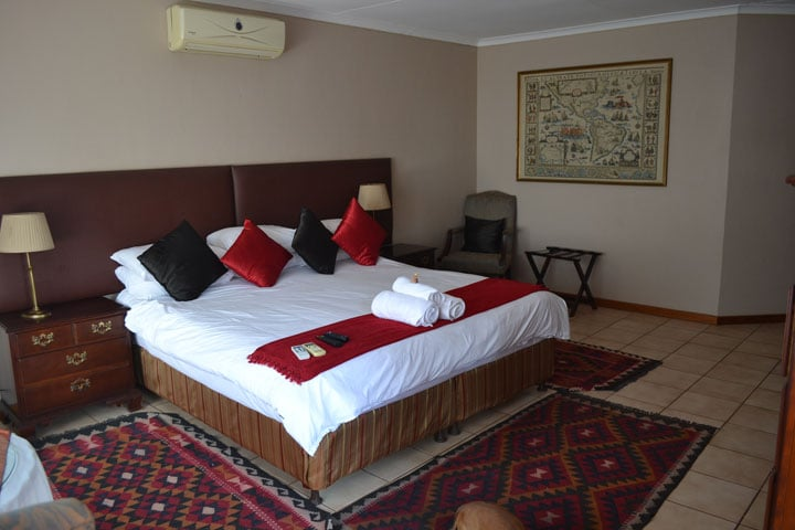 Edelweiss Corporate Guesthouse - Colonial Premiere Room