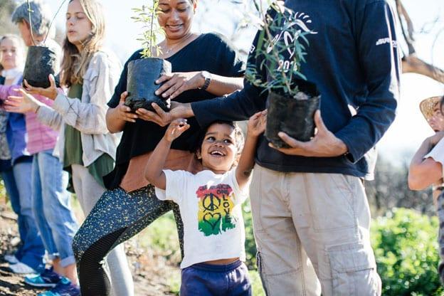 Greenpop Arbor Day Tree Planting
