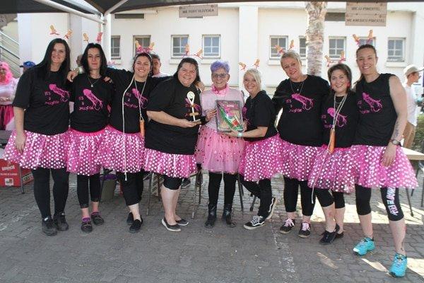 Heels on Steel Women's Day Celebration