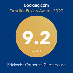 Booking.Com Traveller Award