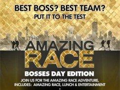 Amazing Race - Bosses Day