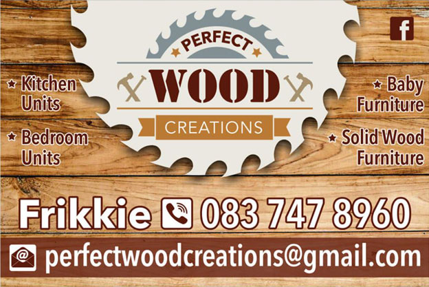 Perfect Wood Creations Flyer