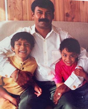 Kriya Gangiah Fathers Day 2020