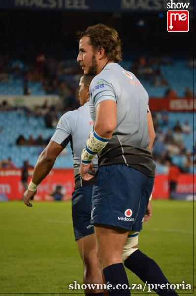 Vodacom Blue Bulls vs Sharks 18 March 2016