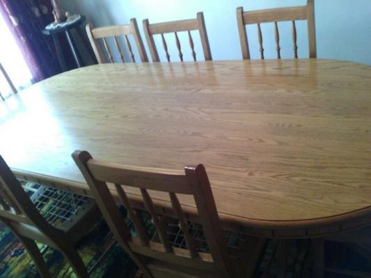 Showme Pretoria Dining Table And Chairs 1