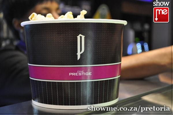 Cine Prestige Opening At The Grove Shopping Centre