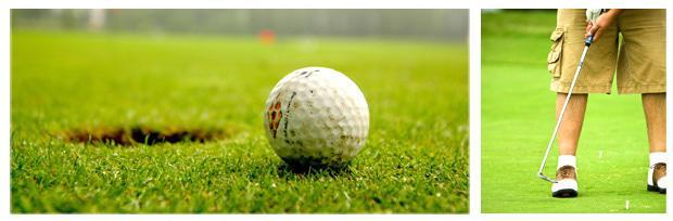 Golfing in Rustenburg