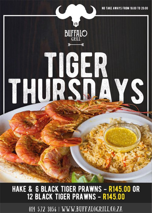 Tiger Thursdays500
