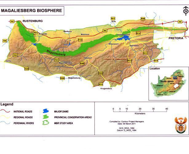 Magaliesberg Biosphere