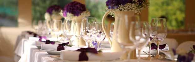 Rustenburg Wedding Venue table