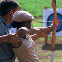 Archery at Sun City
