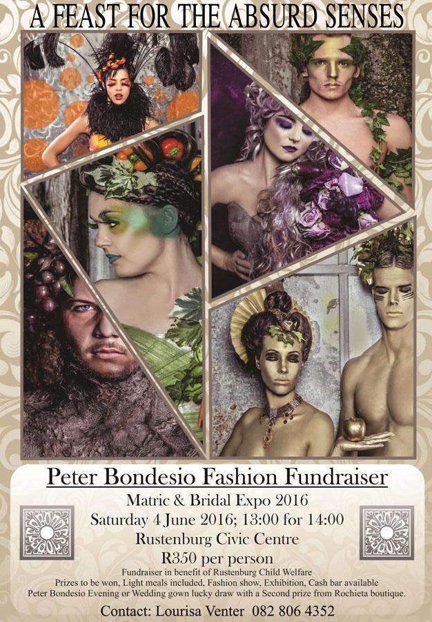 Peter Bondesio Expo Poster