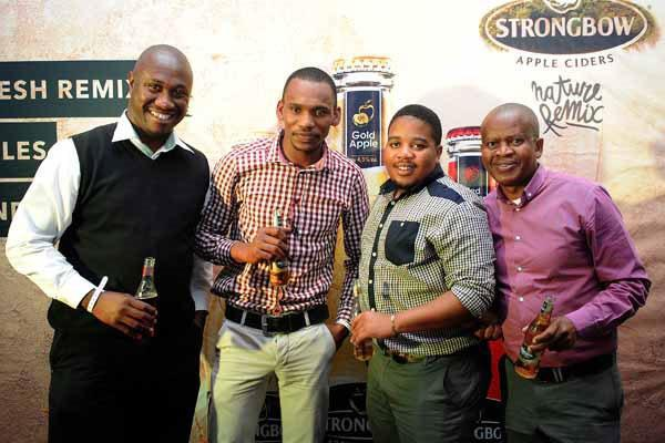 Strongbow Rustenburg Launch