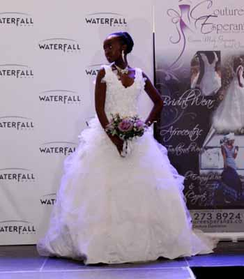 Waterfall Mall Expo Bride
