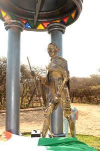 Gandhi Memorial Rustenburg
