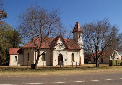 Lutheran Church Kroondal
