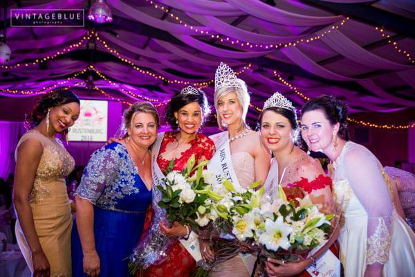 Mrs Rustenburg 2016 Gala-event