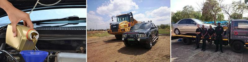 Towing and Field services