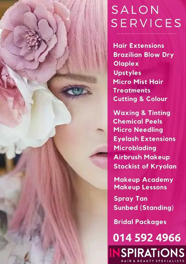 720dee0187e All your Beauty needs under 1 roof – Salon Services | Rustenburg