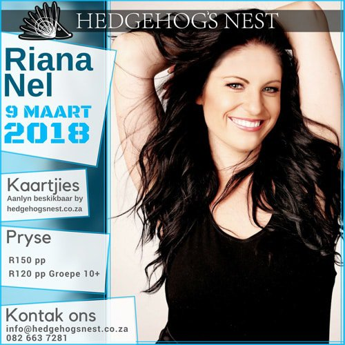 Riana Nel by Hedgehog's Nest