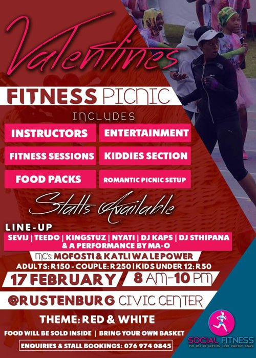Valentines Fitness Picnic 2