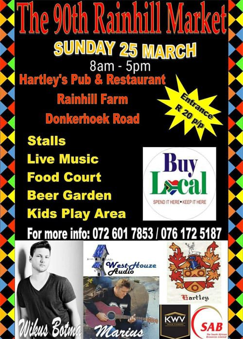 Rainhill Market500