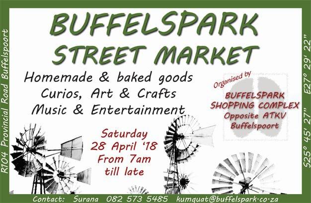 Buffelspark market626