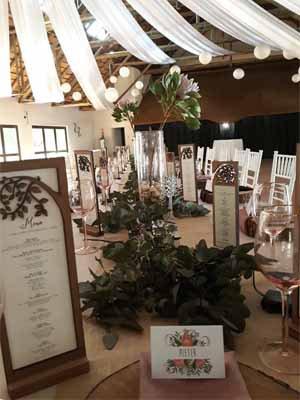 Hedgehog's Nest weddings 1