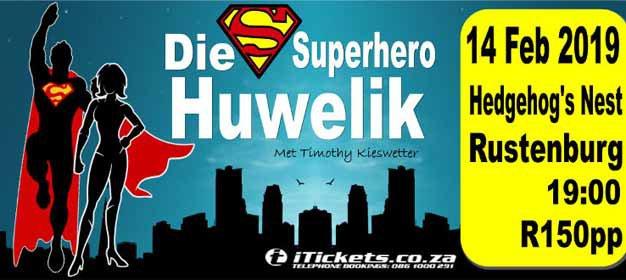 Die Superhero huwelik626