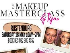 The Makeup Master Class by Ryno | Rustenburg