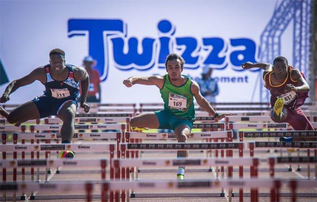Twizza athletes