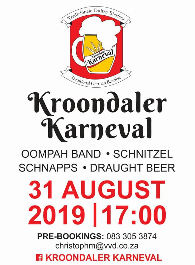 Kroondaler Karneval 2019
