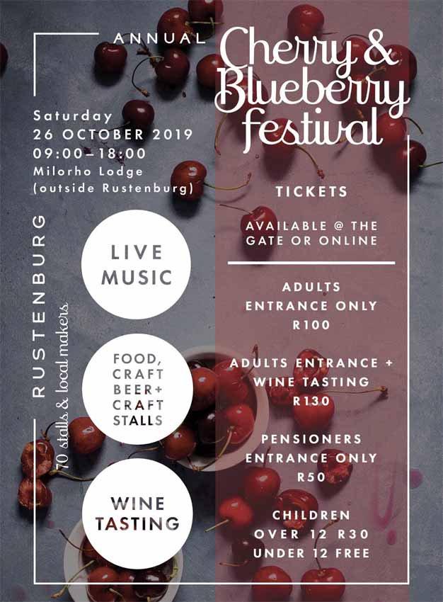 Cherry & Blueberry Festival 2019