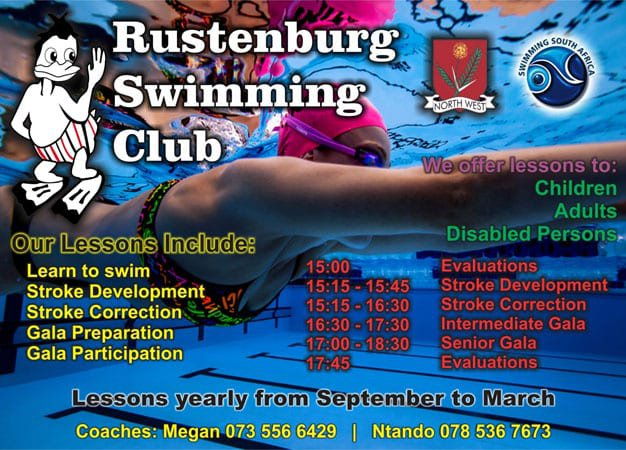 Rustenburg Swimming Club