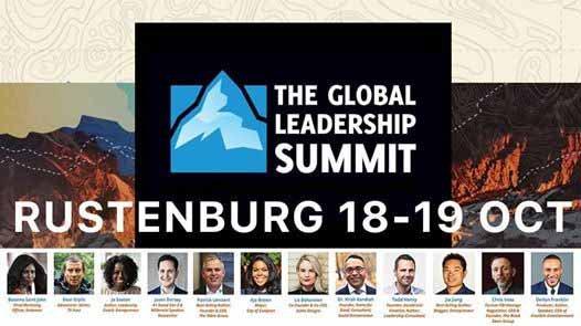 The Global Leadership Summit 2019