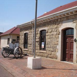 The Nomoya Masilela Museum In Bethal, Mpumalanga