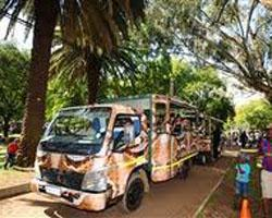 Johannesburg Zoo day Tours.