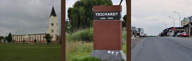 Trichardt, A Town In The Mpumalanga Province, Buzzing With Business Activities