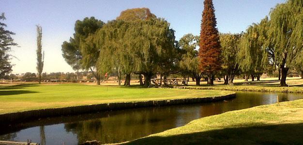 Beautiful Water Hazards Of Walker Park