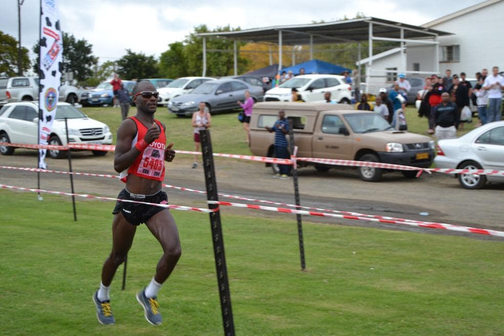Crisp Weather A Bonus For Marathon Runners Sports News