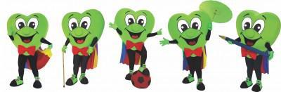 takkie-mascot