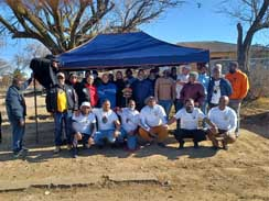 Men's Forum from Standerton ready to address problems