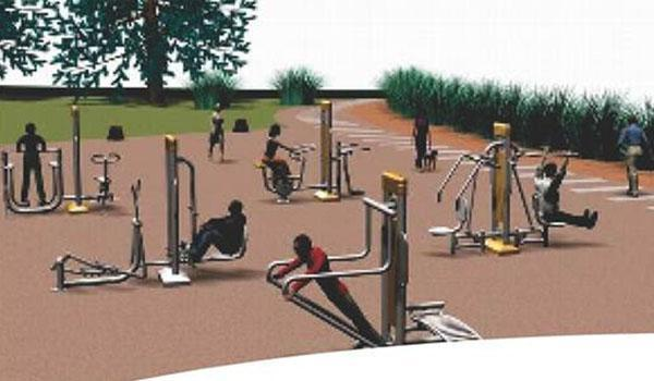 Soweto Launches Its First Outdoor Gym Today Sports News
