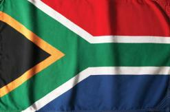 SA national flag