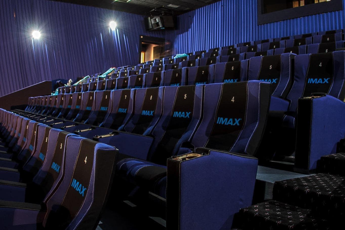 Movies In Iowa City Theatre
